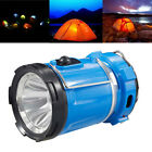 New LED Solar Charging Camping Light Outdoor Portable USB Hiking Tent Lantern G1