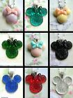 LAST FEW *SALE* MINNIE MOUSE PENDANT NECKLACE PINK BLUE ORANGE BLACK PINK GREEN