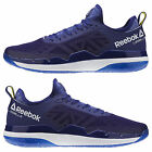 Reebok Womens LM Cardio Ultra 3.0 Trainers Purple/White/Yellow/Black