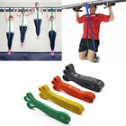 Latex Resistance Band Pull Up Assist Bands Exercise Powerlifting Heavy Loop Band image