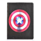 Super Hero Cartoon Leather Stand Case Cover For iPad 2/3/4/5/6/7/8 Air Mini Pro