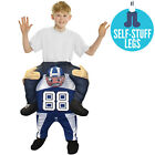 Kids Piggy Back Piggyback Costume Party Halloween 4 Sytles Ride On Pick Me Up