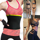 Weight Loss Neoprene Waist Trainer Cincher Tummy Belly Control Corset Hot Shaper