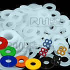 Nylon Washers Plastic Washers all Sizes Available including Penny Washer CHOICES