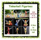 Tinkerbell figurines - BUY ONE OR A SET - cake topper miniature fairy garden
