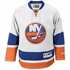 New Mens REEBOK NHL PREMIER JERSEY White New York Islanders