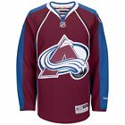 New Men's REEBOK NHL PREMIER JERSEY Burgundy Colorado Avalanche $32.99 USD on eBay