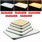 16W 24W 36W 48W 96W Modern Square Dimmable LED Ceiling Light Bedroom Living Lamp