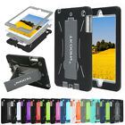 Shockproof Heavy Duty Rubber Hard Stand Case Cover For iPad 2 3 4 Mini Air 2