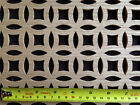 Radiator Cover Grille Sreening Panel Oak Veneer Filigree Design