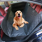 Pet Car Back Seat Cover Dog Mat Blanket Hammock Travel Pad Protector Cushion