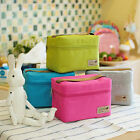 Portable Thermal Insulated Lunch Box Storage Bag Waterproof  Picnic Carry Tote w