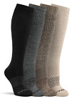 Bombas Women's Marls Knee High Socks Best Comfortable Innovative On Shark Tank