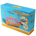 Educational Angling Colorful Toy Magnetic Fishing Board Game for Young Children