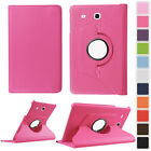 360° Rotating Leather Case Cover Stand For Samsung Galaxy Tab E 9.6 /8.0 Tablet