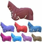 Boh 350G Heavyweight 600D Rip Stop Fixed Neck Waterproof Winter Turnout Blanket
