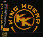 KING KOBRA ST + 1 JAPAN CD Paul Shortino Carmine Appice Rough Cutt Cactus WASP
