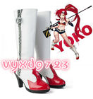 Tengen Toppa Gurren Lagann yoko ritona Shoes Boots For Cosplay