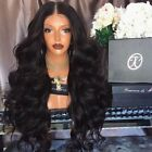 Brazilian100% Lace Front Wigs With Baby Hair Glueless Lace Front Human Hair Wig