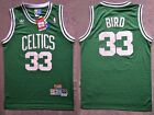 NBA Larry Bird #33 Boston Celtics RETRO Green Basketball jersey - size S/M/L