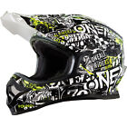 NEW ONeal 3 Series Attack motocross dirtbike MX BMX MTB ATV off-road Helmet