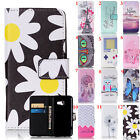 Pattern Leather Wallet Flip Protective Case Cover For Samsung Galaxy A3/A5 2017