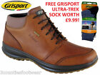 GRISPORT LOMOND WALKING SHOES  FREE GRISPORT SOCKS - ACTIVE RANGE