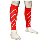 1 Pair Sports Leg Stretch Socks Compression Sleeves Running Exercise Elastic US
