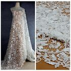 New fashion style nude pink handmade beading evening dress lace fabric by yard