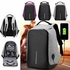 Bag Cause to die a continue Stuff Good for Travel Laptop Bacpack+ USB Charging Port School Bag