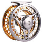 Fly Fishing Reel CNC Machined Alloy 5/6, 7/8 Saltwater Freshwater Bass Fly Reels