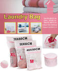 Zipped Laundry Washing Bag Mesh Net Dedicated Underwear Bra Clothes–Multi Sizes
