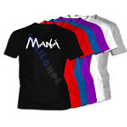 Camiseta Mana XXL- XL- L- M- S Sizes 01 Mexico Fernando Olvera T-Shirt Tee