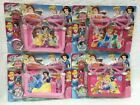 lot Cartoon princess Wristwatch watch and Purses Wallets Glasses Set Toy Gift