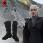 DFYM Game of Thrones Mother of Dragons Daenerys Targaryen Cosplay Boots Shoes