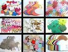 CRAFT ROOM CLEAROUT SALE 20 - 100 X PIECE KITS CARD MAKING DIE CUTS - SALE
