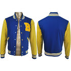 Men Riverdale Archie Andrews cosplay jacket coat halloween costume xmas gift