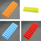 Ice Cube Stick Tray Fit Sport Water Bottle Cylinder Freezer Tray Silicone Molds