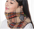 Portable Scientifically Proven Super Soft Neck Support Travel Nap Pillow US NEW фото