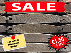 LOG LAP shed cladding 125mmx22mm 100mtrs minimum order for Delivery SEE POSTCODE