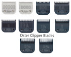 Oster Detachable Clipper Replacement Blades For Models Titan, 76, 10, 1, Octane