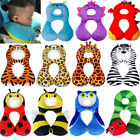 Baby Travel Car Animal Seat Pillow Cushion Head Neck Support Headrest U Shaped