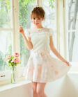 LIZ LISA - Frosted Cookies Pattern Skirt