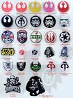 STAR WARS MOVIE CARTOON Collection embroidered iron on badges Patches $3.11 AUD