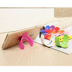 For iPhone Samsung Universal Cute Soft Silicone U-Touch Sticks Holder Stand