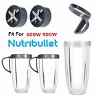 Replacement Parts for NutriBullet 600W 900W- Extractor Blades 24 32oz Mug Cup HP