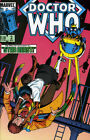 DOCTOR WHO # 2 NM Dave Gibbons MARVEL COMICS 1984 *Ships Free w/$35 Order