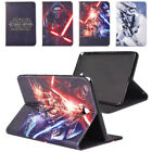 "NEW Star Wars Leather Stand Case Cover For Samsung Galaxy Tab A 7"" 8"" 9.7"" 10.1"" $13.49 USD"