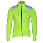 Zimco Pro High Viz Cycling Windproof Jacket Bicycle Jersey Bike Coat Racing 2016