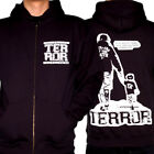 TERROR Zip-Up Kapuzenpullover S,M,L,XL Madball/Sick Of It All/Expire/Cro-Mags/HC